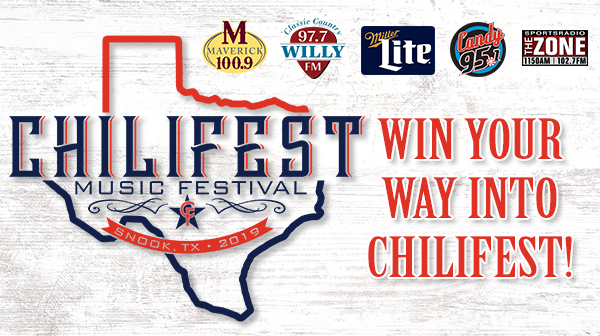 Win Chilifest Tickets
