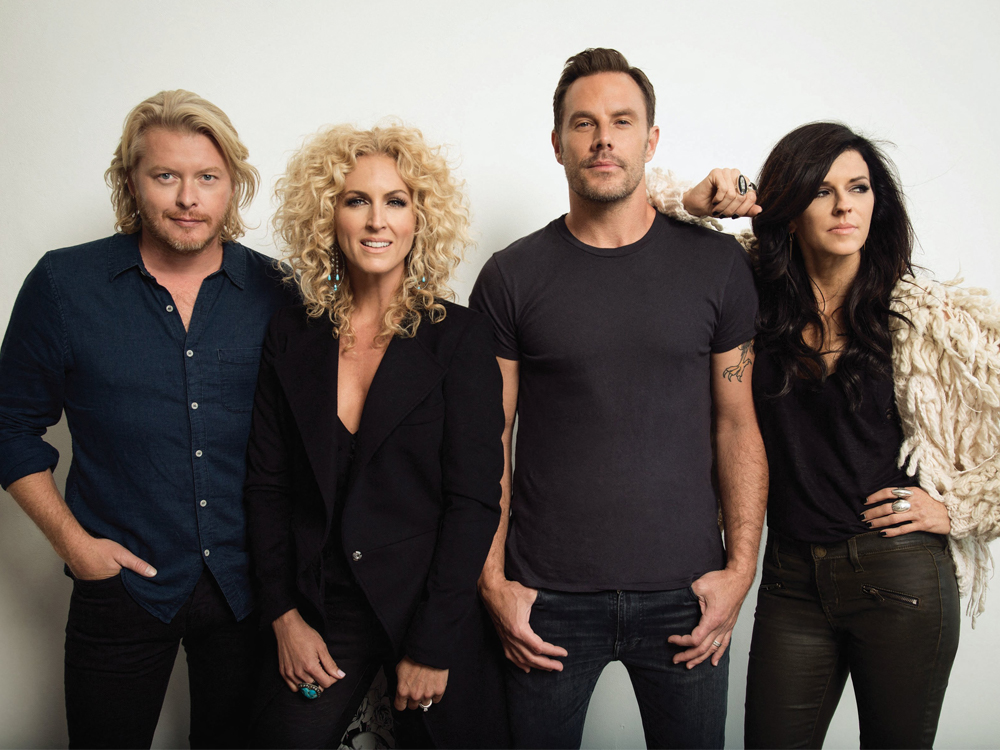 Little Big Town and Sturgill Simpson Added to the Grammy Performance Lineup