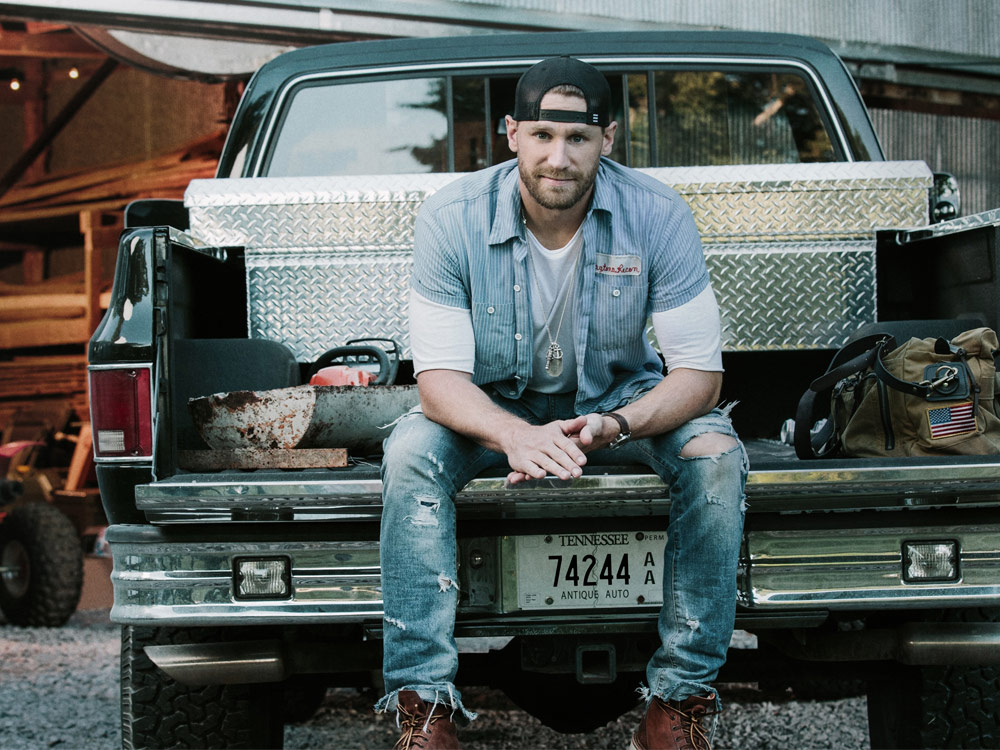 5 Songs That Influenced Chase Rice's Music Career