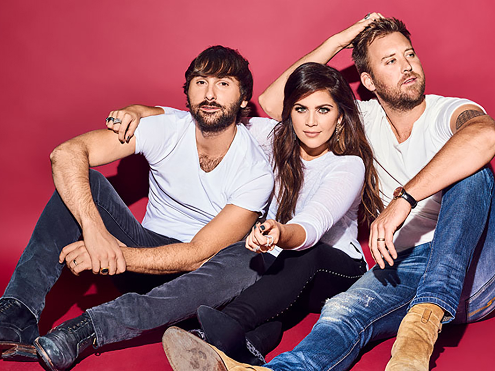 """ABC's """"Dirty Dancing"""" Reboot Features Lady Antebellum Singing """"Hey! Baby"""""""