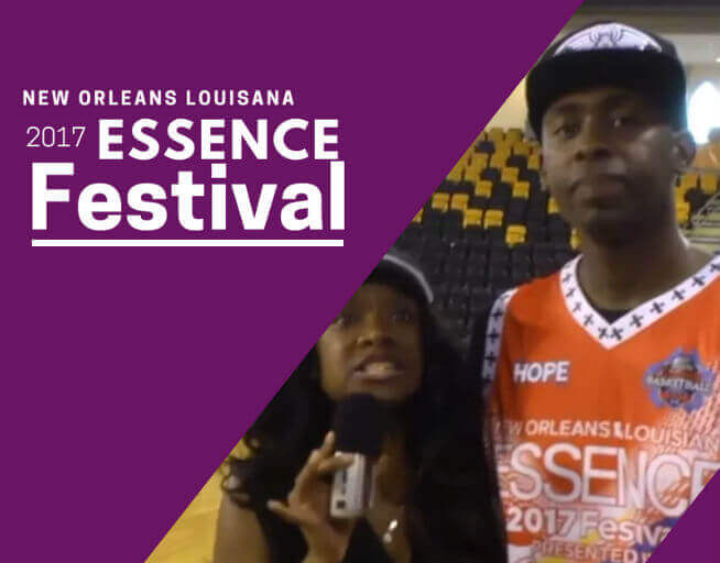 From our vantage point at the 2017 Essence Festival