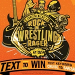 Win a Spot & Sail on Chris Jerichos Rock N Wrestling Rager at Sea