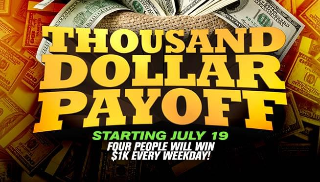 4k Summer – Thousand Dollar Payoff