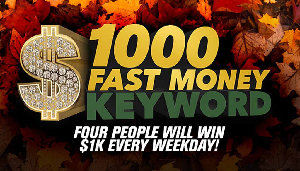 4k Fall Fast Money Keyword