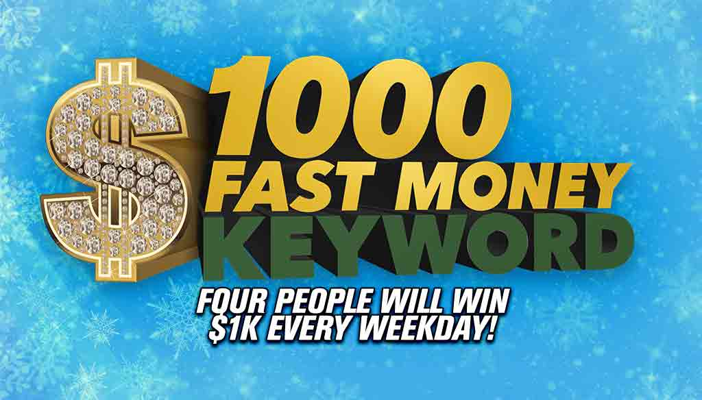 4k Winter Fast Money Keyword