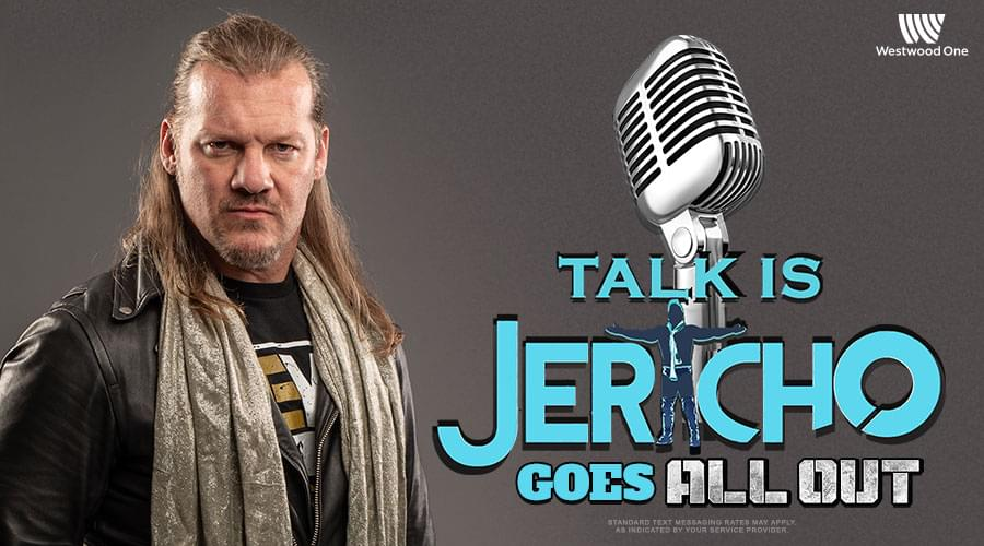 Text for your chance to meet Chris Jericho ringside at All Out!
