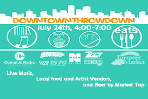 2019 Downtown Throwdown