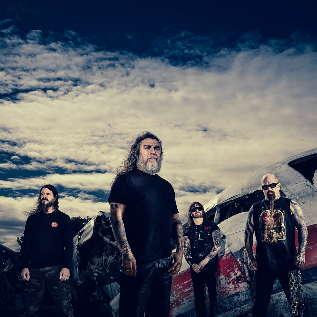 Slayer | Zoo Amphitheater