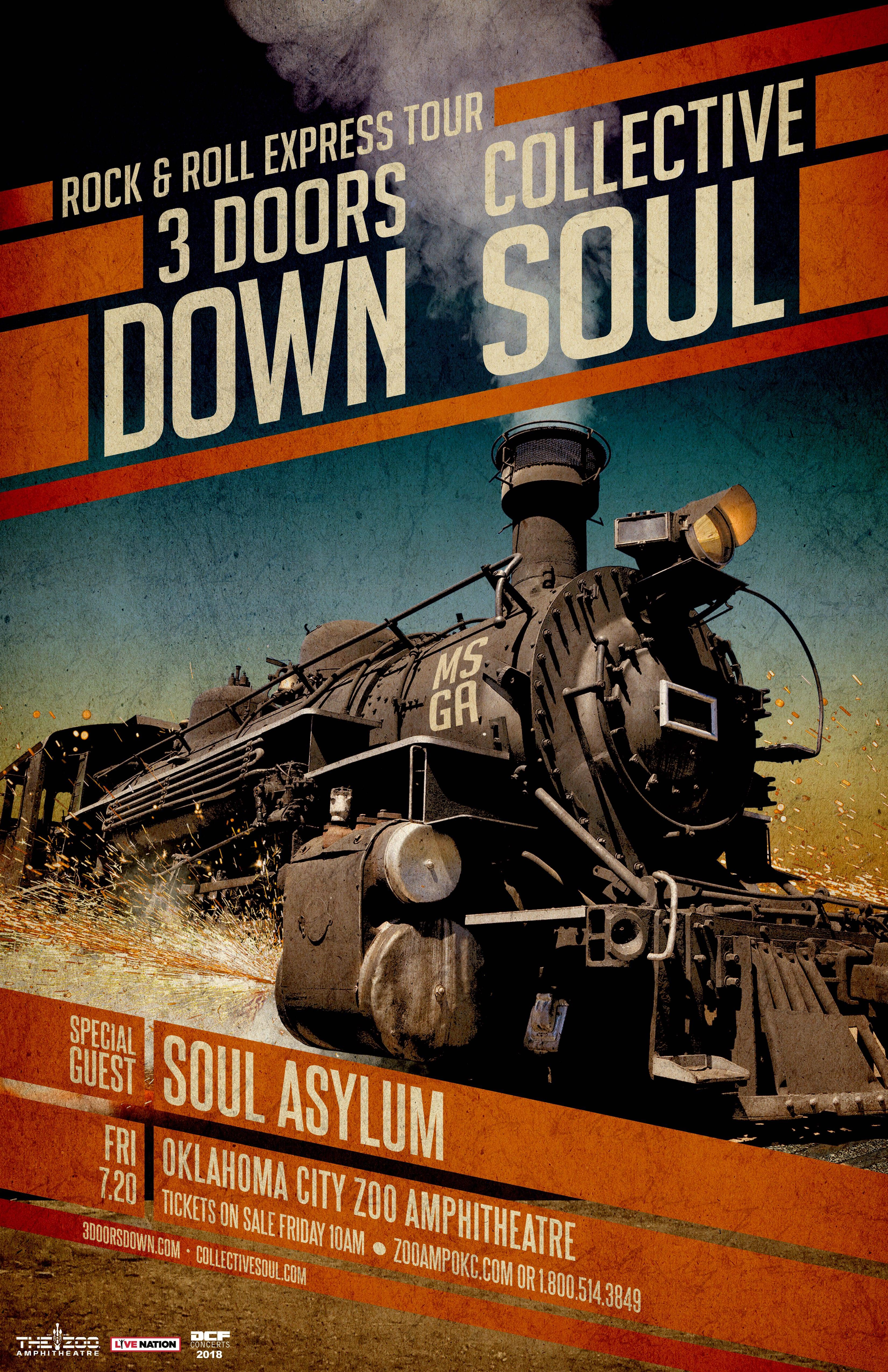 3 Doors Down, Collective Soul & Soul Asylum | ZOO AMP