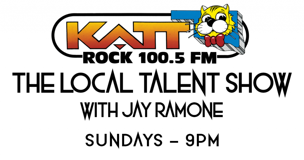 LOCAL TALENT SHOW WITH JAY RAMONE