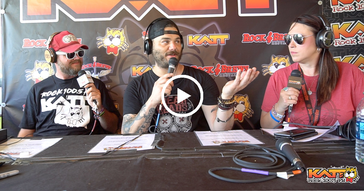 [VIDEO] Jay & Allison talk to Nate from Shaman's Harvest
