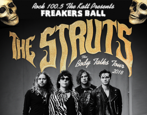 The Struts_OKC_FreakersBall_103018_promoreel