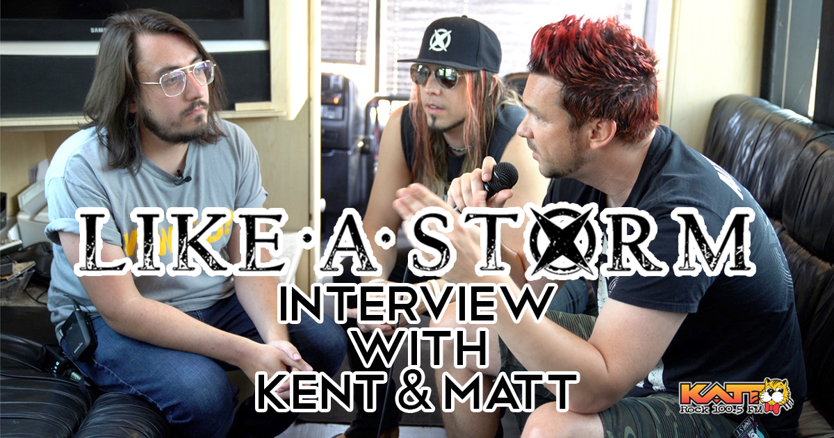 Like A Storm Interview