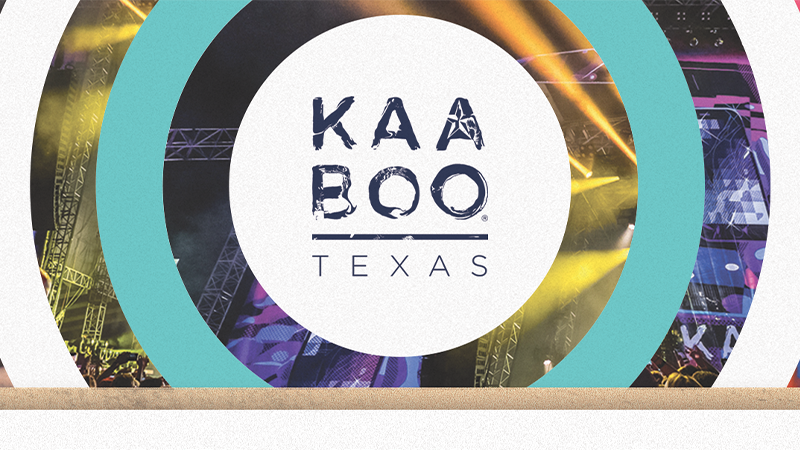 Listen to Win Tickets to KABOO Texas!