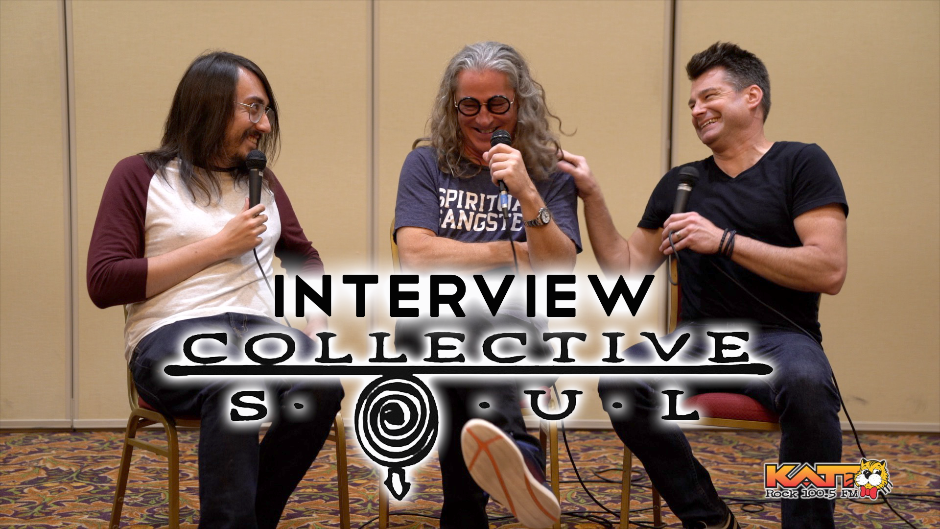 "[VIDEO] Cameron Talks to ""E"" and Johnny from Collective Soul"