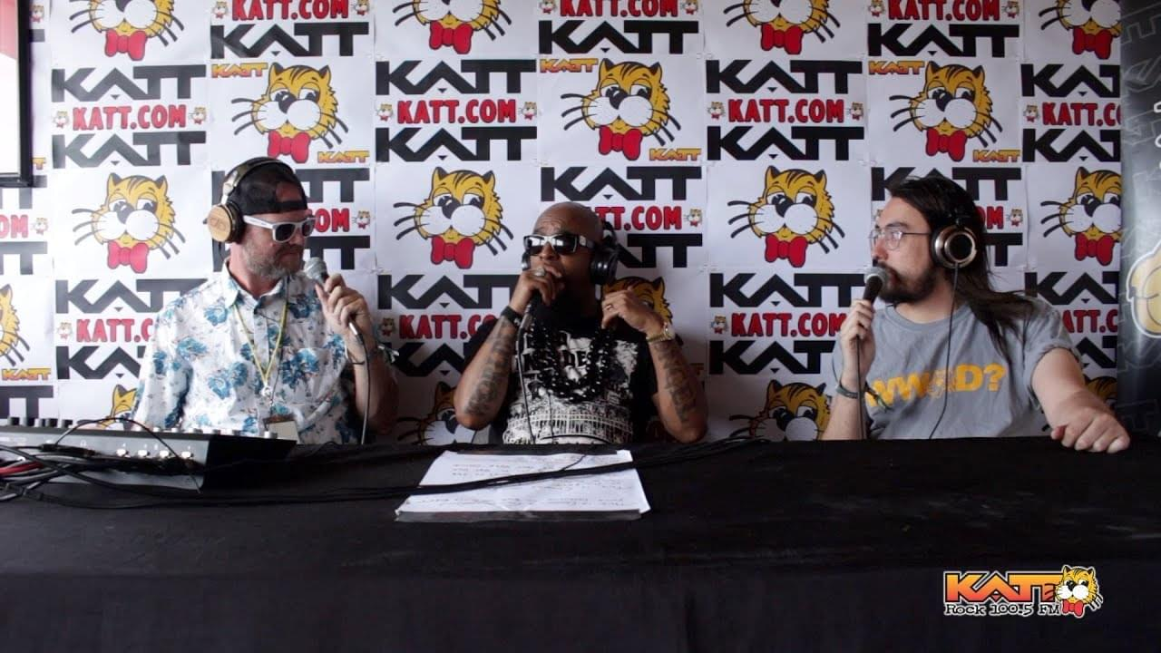 [VIDEO] Cameron & Jay talk to TECH N9NE