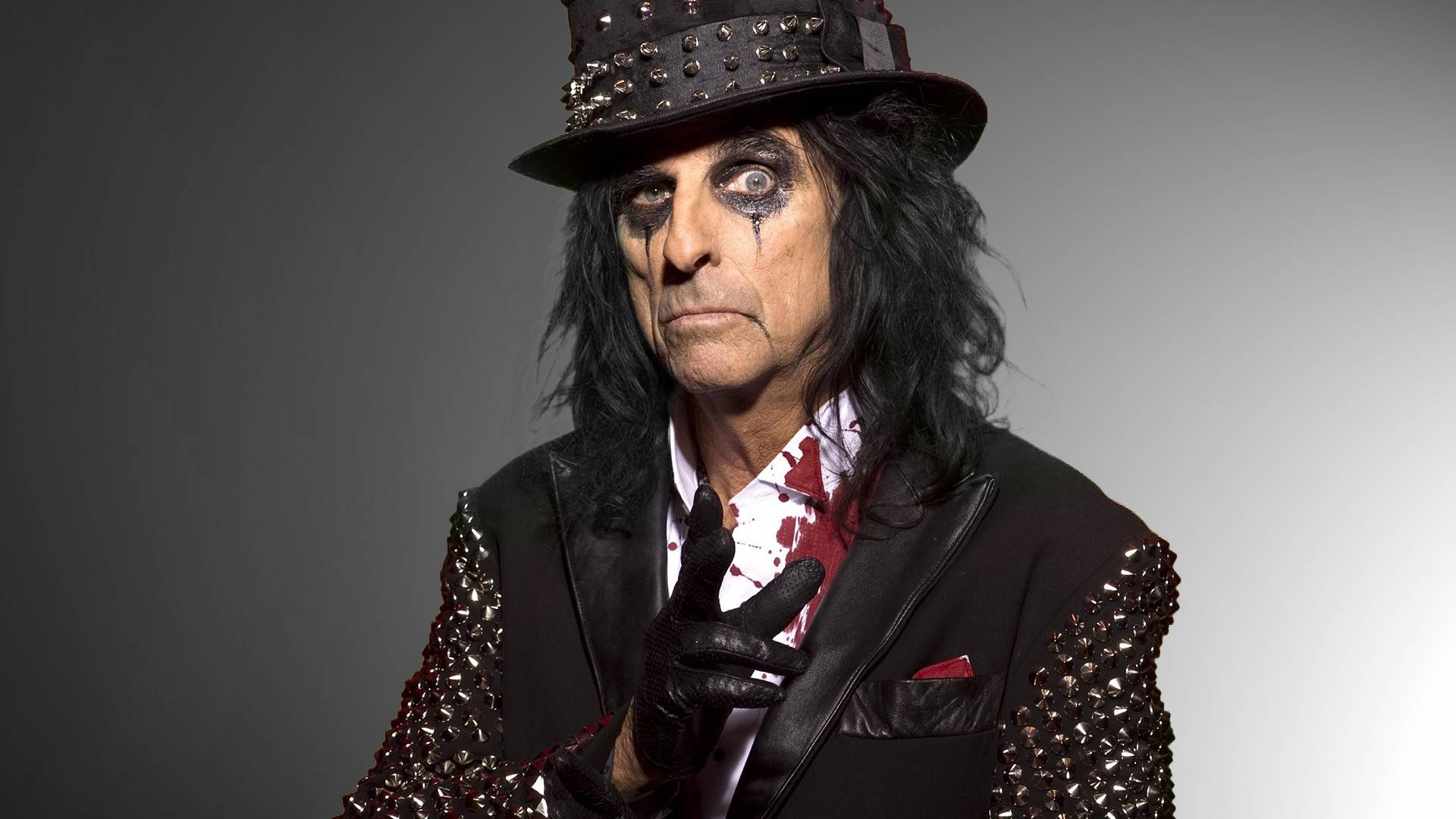 [AUDIO] Cameron talks to ALICE COOPER