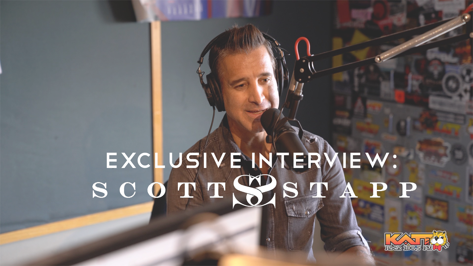 Exclusive: Scott Stapp Interview & Acoustic Performances