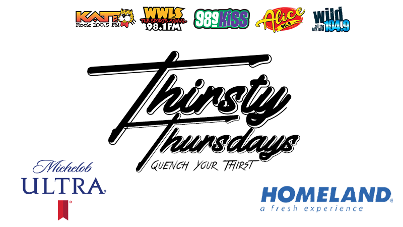 Thirsty Thursdays Contest!
