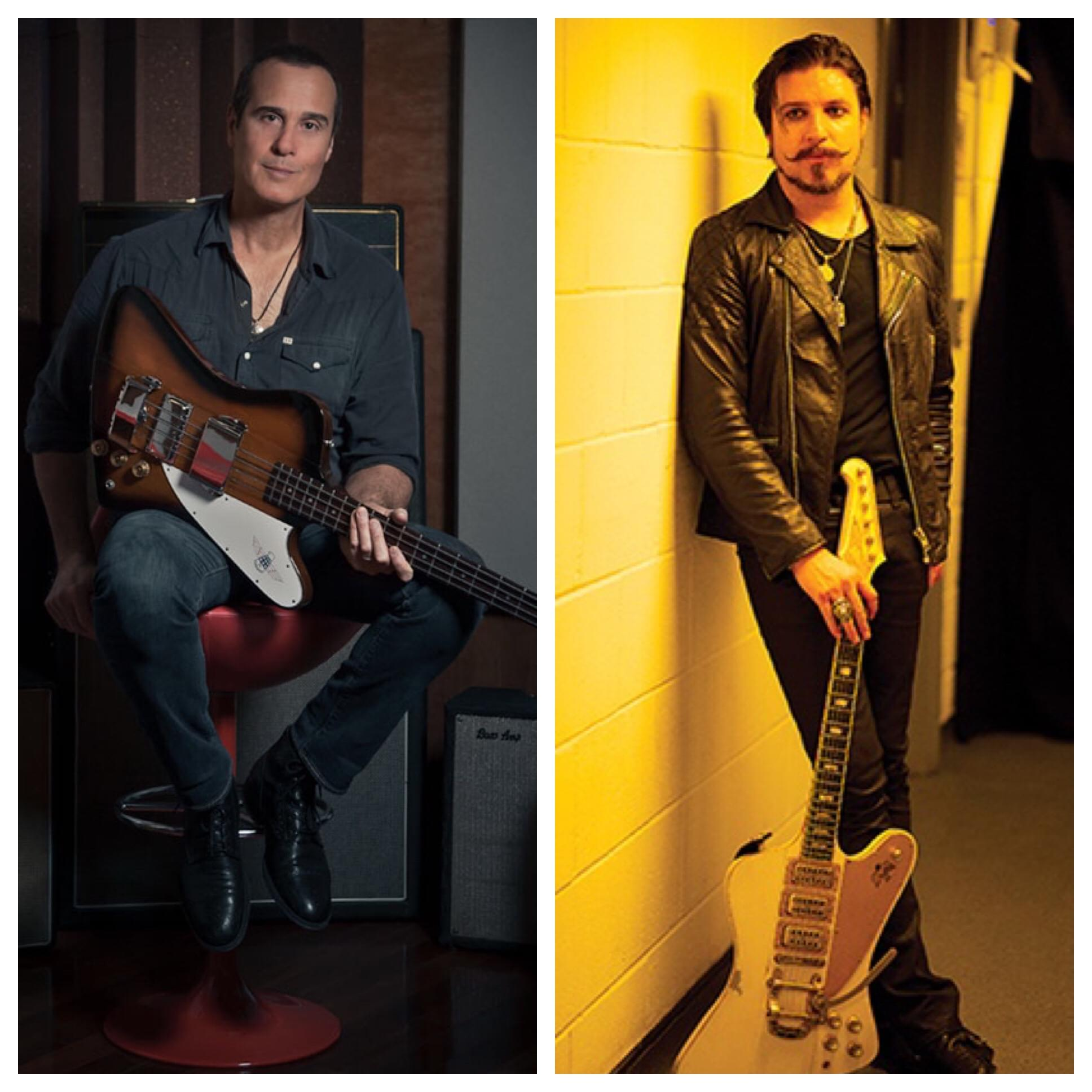 [Audio] Cameron talks to Robert DeLeo (Stone Temple Pilots) & Scott Holiday (Rival Sons)
