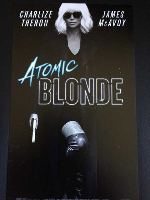 WiLD's 'Atomic Blond' Special Advanced Screening