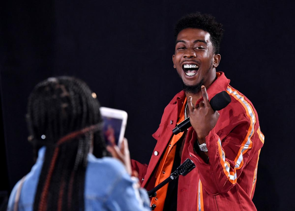 Desiigner Hospitalized with mysterious illness