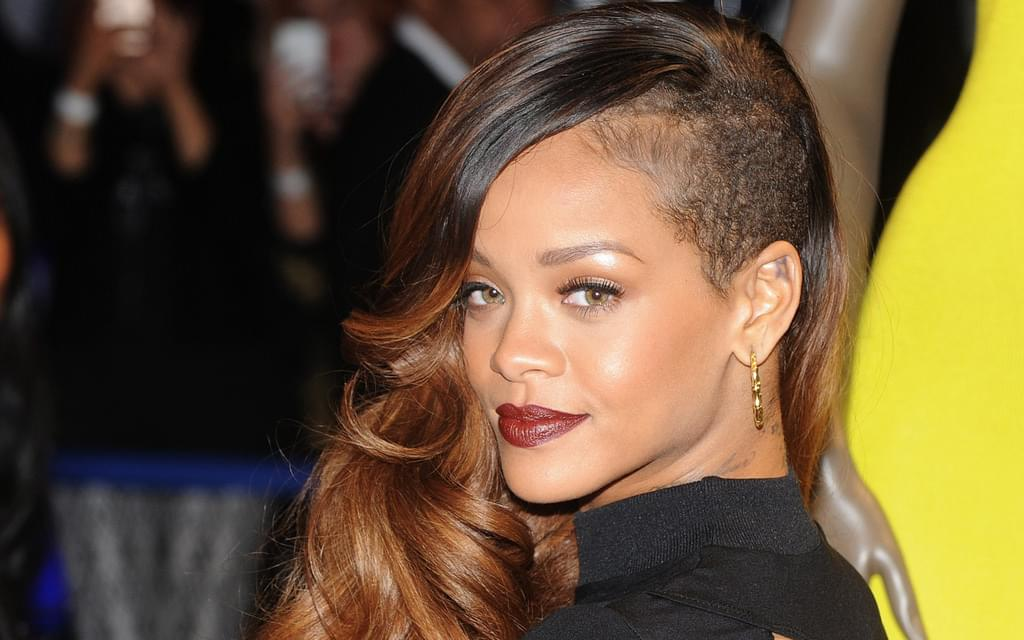 Rihanna Announces host of annual Diamond Ball