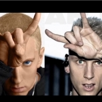 Eminem vs. Machine Gun Kelly