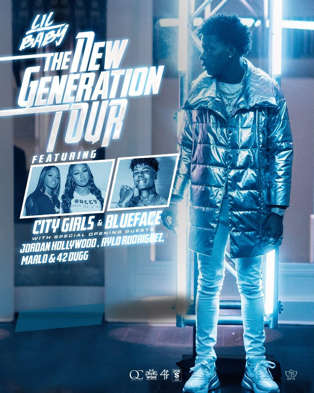 LIL BABY COMING TO OKC!!