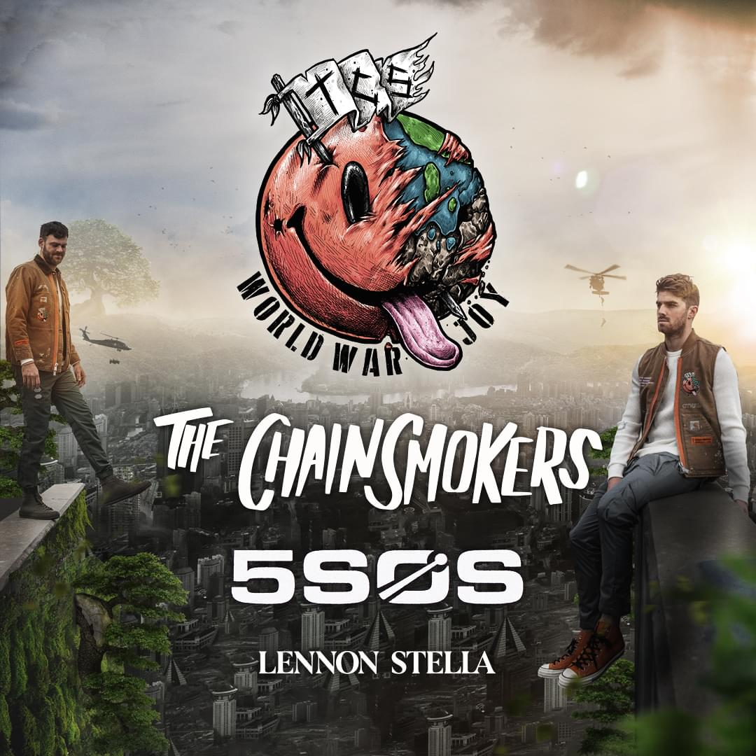 THE CHAINSMOKERS LIVE IN OKC NOV. 14TH!!