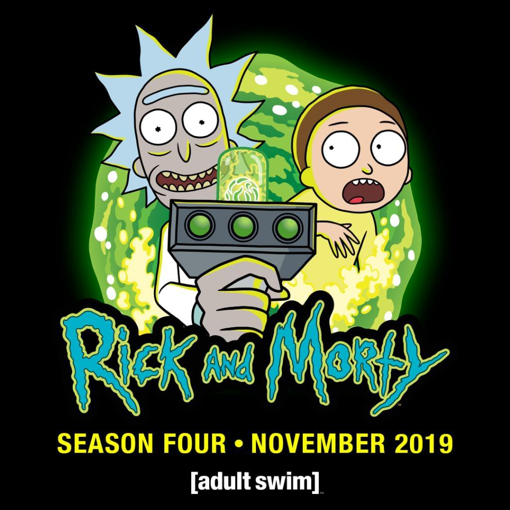 Rick and Morty Season 4 Announced
