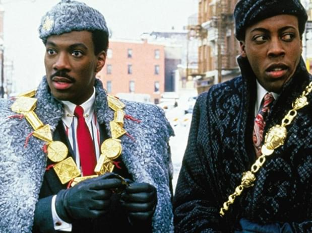 More of the cast of Coming to America 2 being leaked