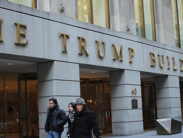 Petition to rename street of Trump Tower to former presidents name is growing