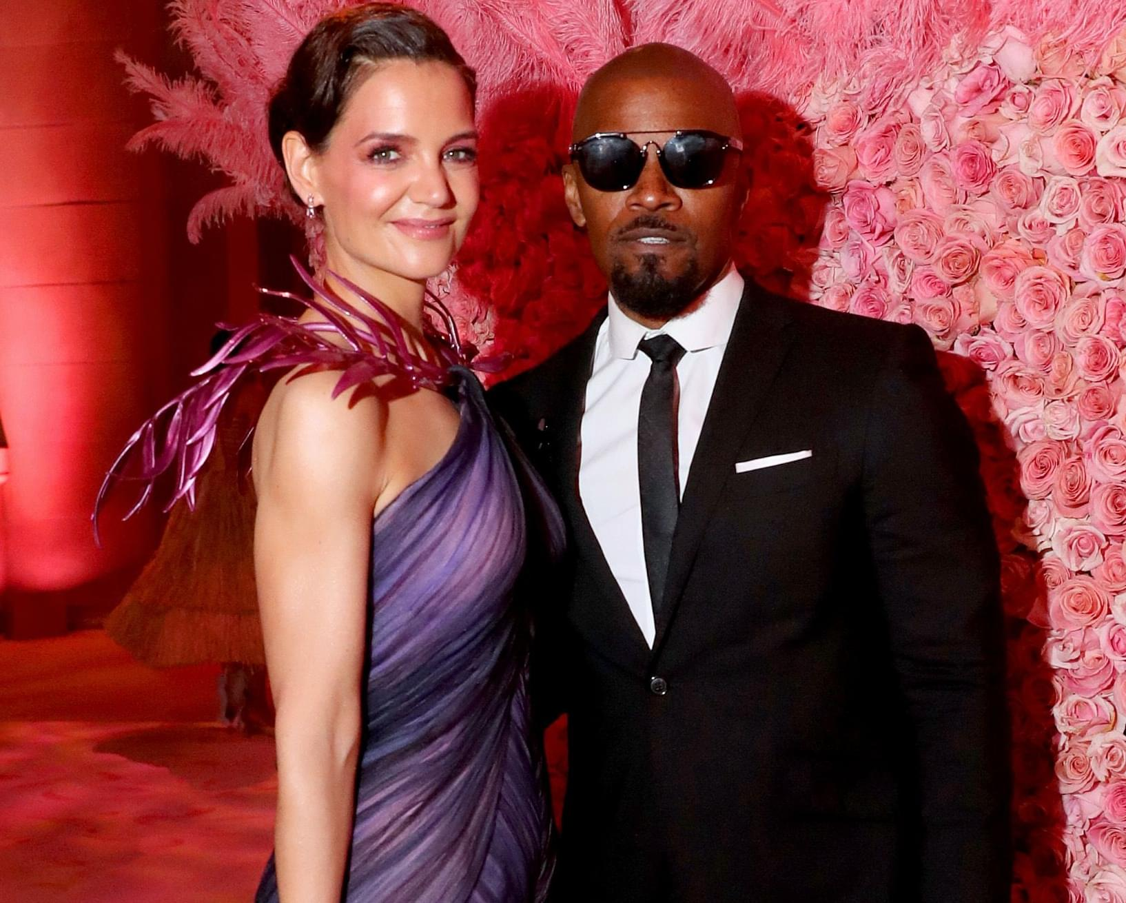 Katie Holmes & Jamie Foxx have split up