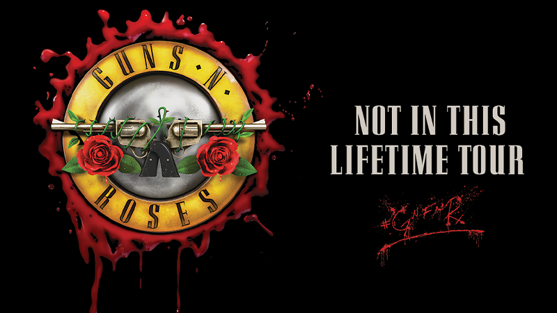 Concert: Guns 'N Roses | Chesapeake Energy Arena