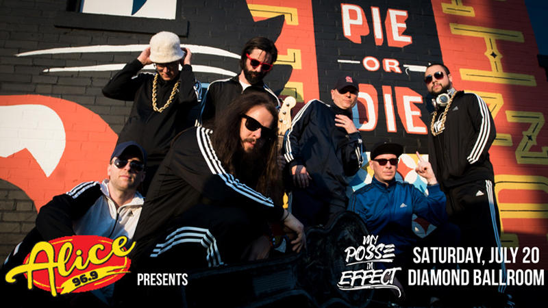 Beastie Boys Tribute: My Posse in Effect | Diamond Ballroom
