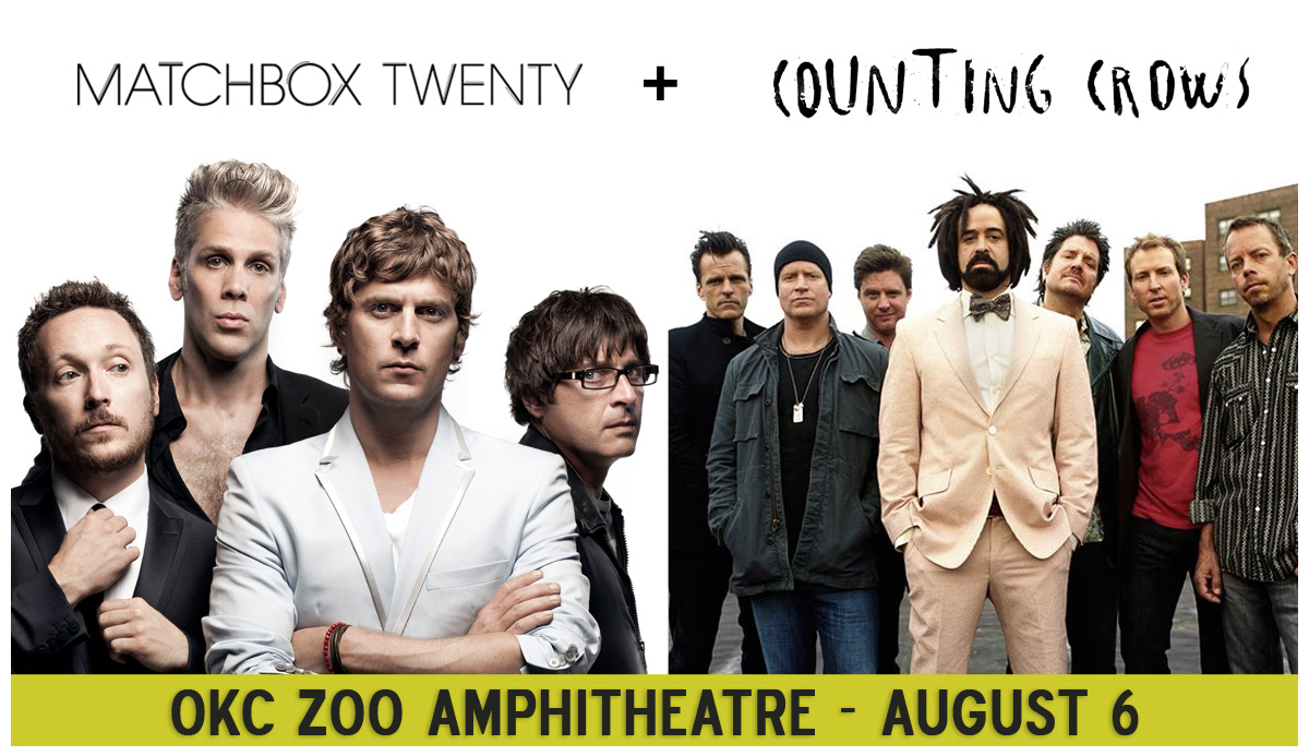 MATCHBOX 20 & COUNTING CROWS