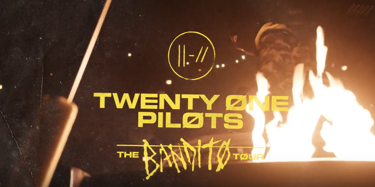 [WATCH] 21 Pilots Coming to OKC!