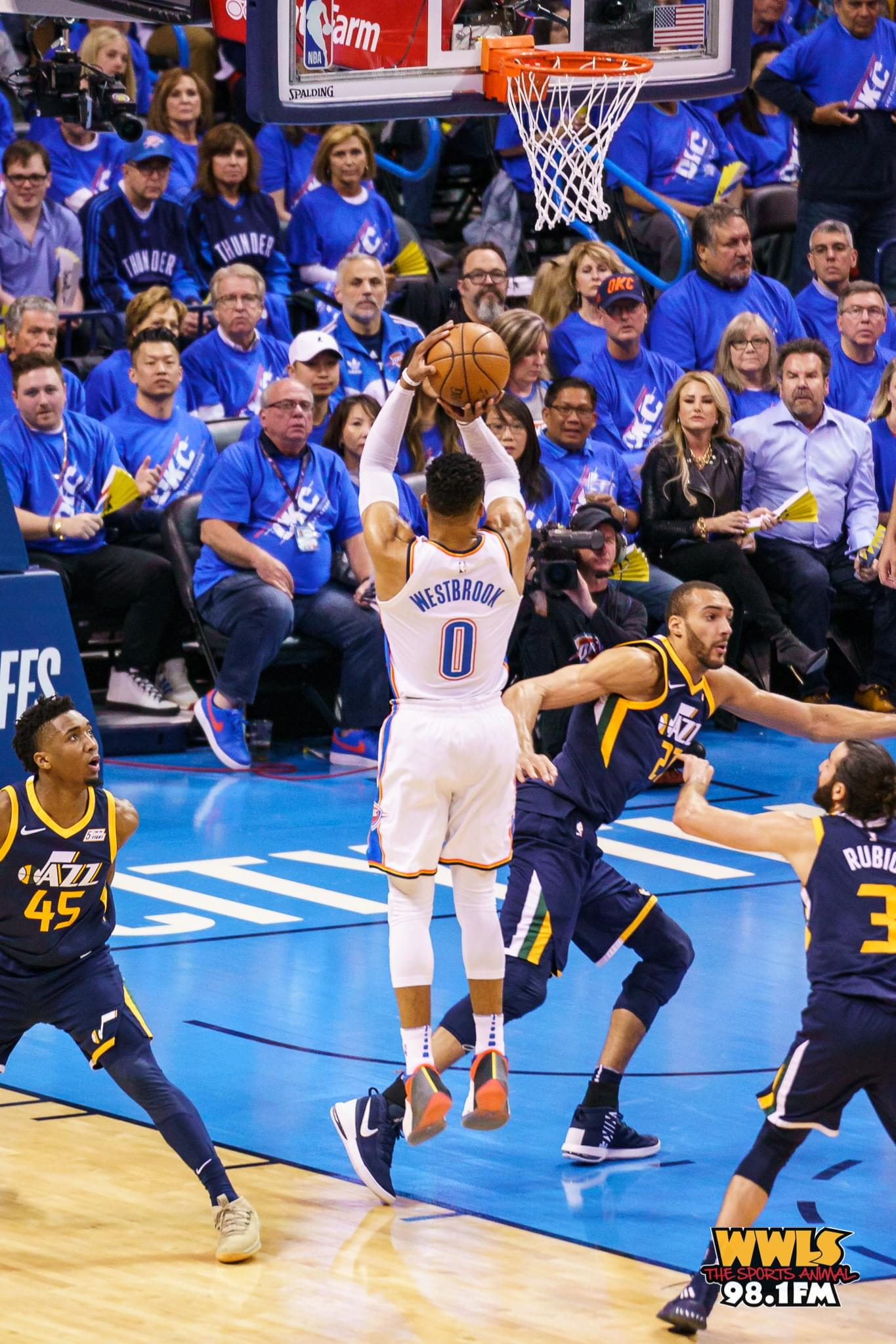 game two preview for the oklahoma city thunder and the utah jazz