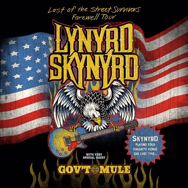 Lynyrd Skynyrd Coming To The 'Peake!