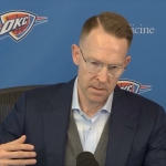 Thunder Thoughts: OKC Loses Three Assistant Coaches and Reports of Trading Draft Pick