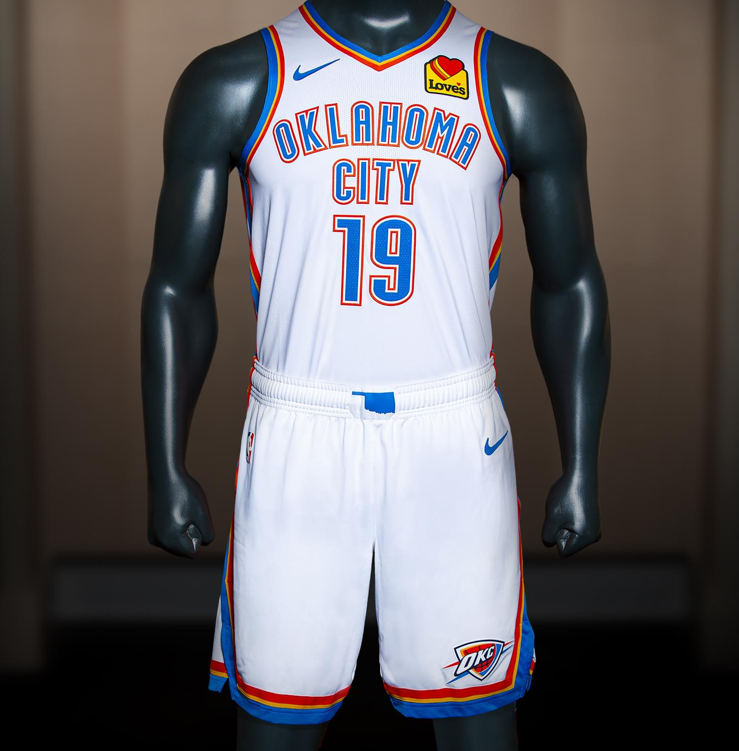 info for e060a e1986 Thunder Unveils New Uniforms for 2019-2020 Season | WWLS-FM
