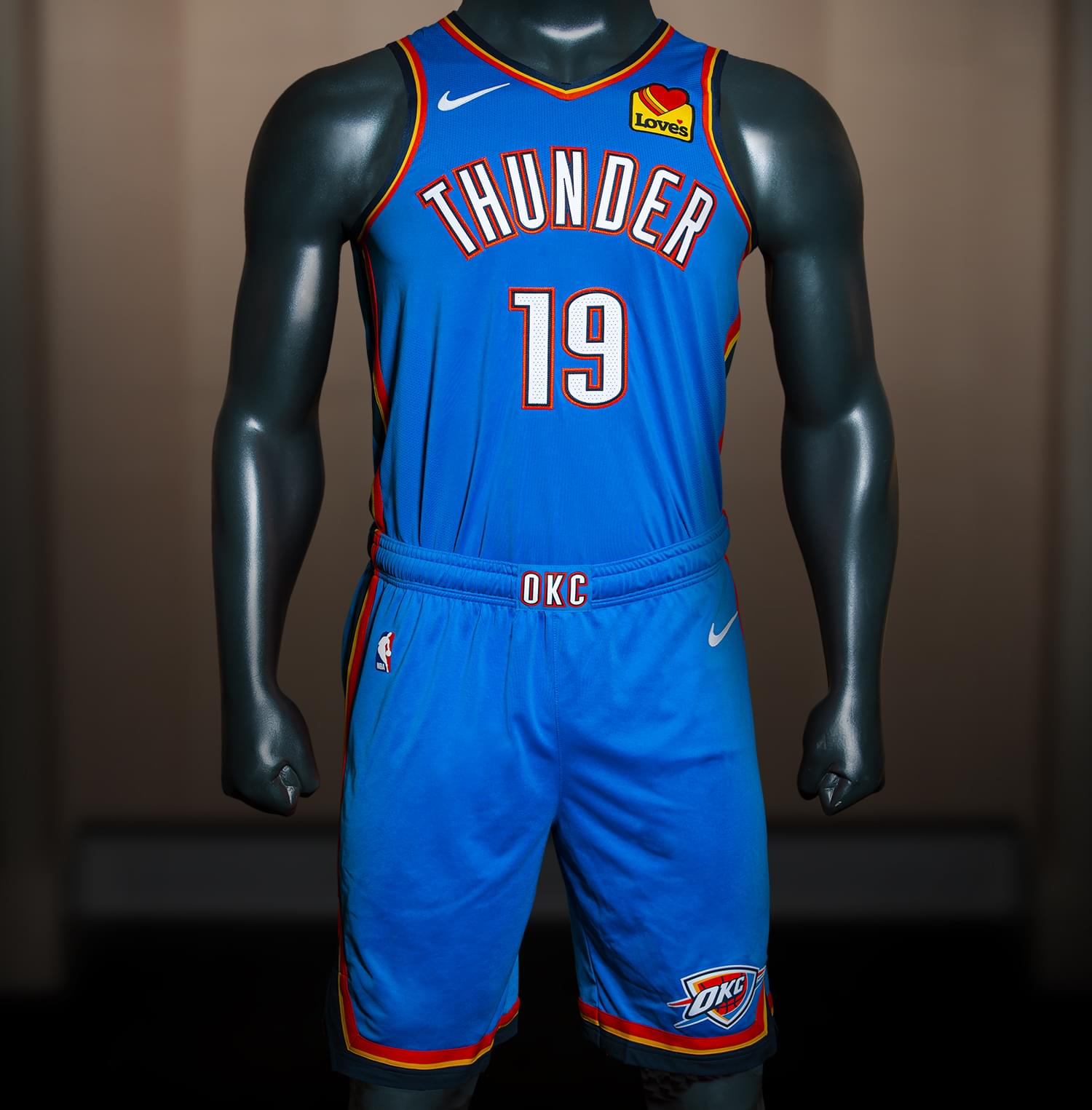 info for 9d4e2 3435f Thunder Unveils New Uniforms for 2019-2020 Season | WWLS-FM