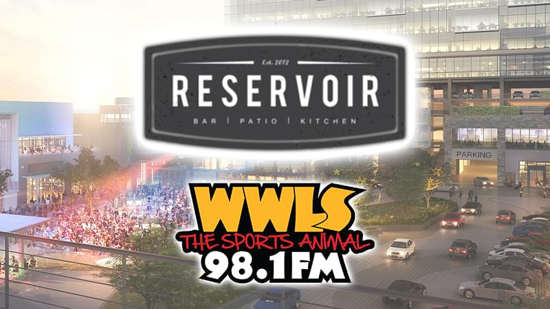 The Reservoir at Toyota Music Factory | OU/TX Friday