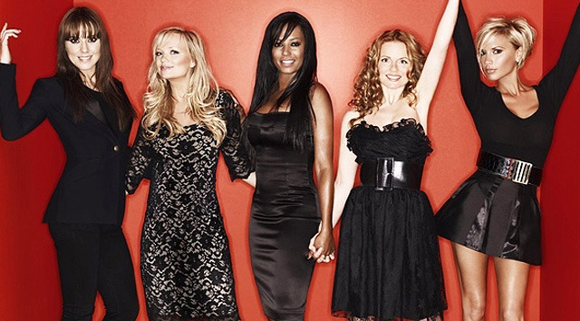 Music History – February 22, 2013 – The Spice Girls