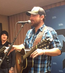 #ImCominOver: Chris Young counts down to album release!