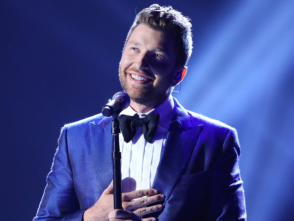 "Brett Eldredge Scores Sixth Consecutive No. 1 Hit With ""Wanna Be That Song"""