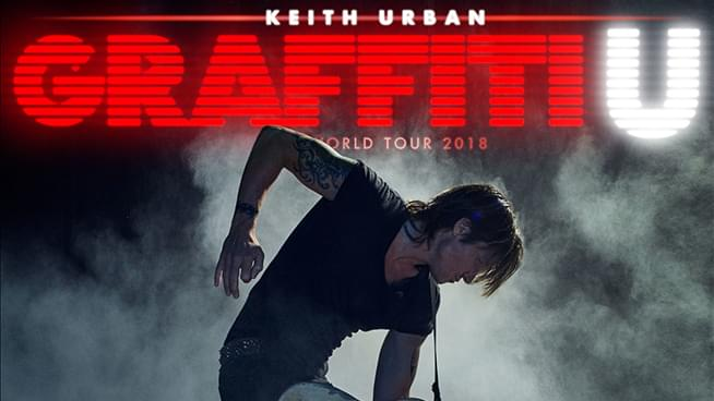 Fly with the NASH FM Party Plane to Nashville to see Keith Urban
