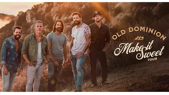 Old Dominion – February 14