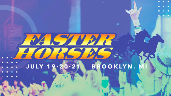 Faster Horses is here!